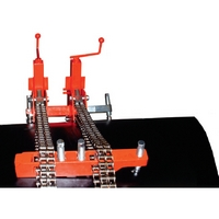 Pipeswizard Double Chain Clamp PSW